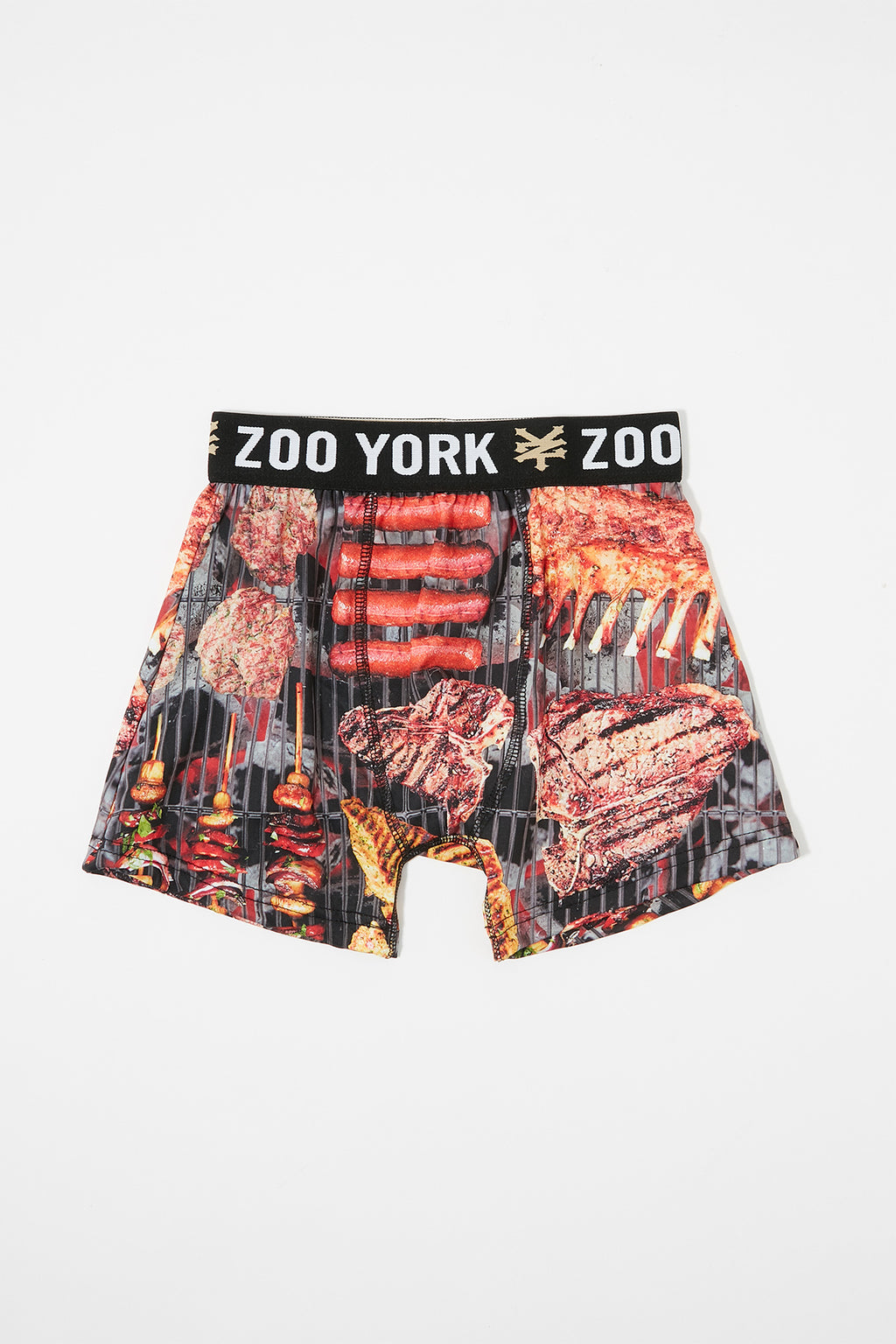 Zoo York Mens BBQ Boxer Brief