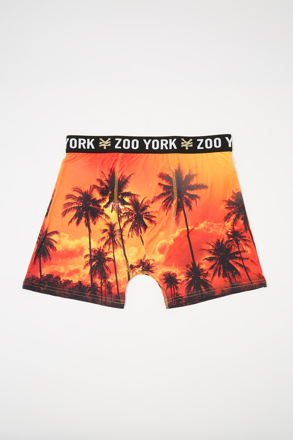 Zoo York Mens Sunset Boxer Brief