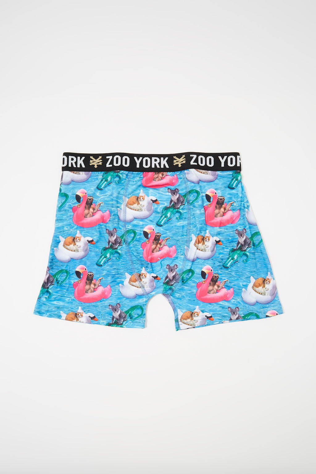 Zoo York Mens Floaties Boxer Brief
