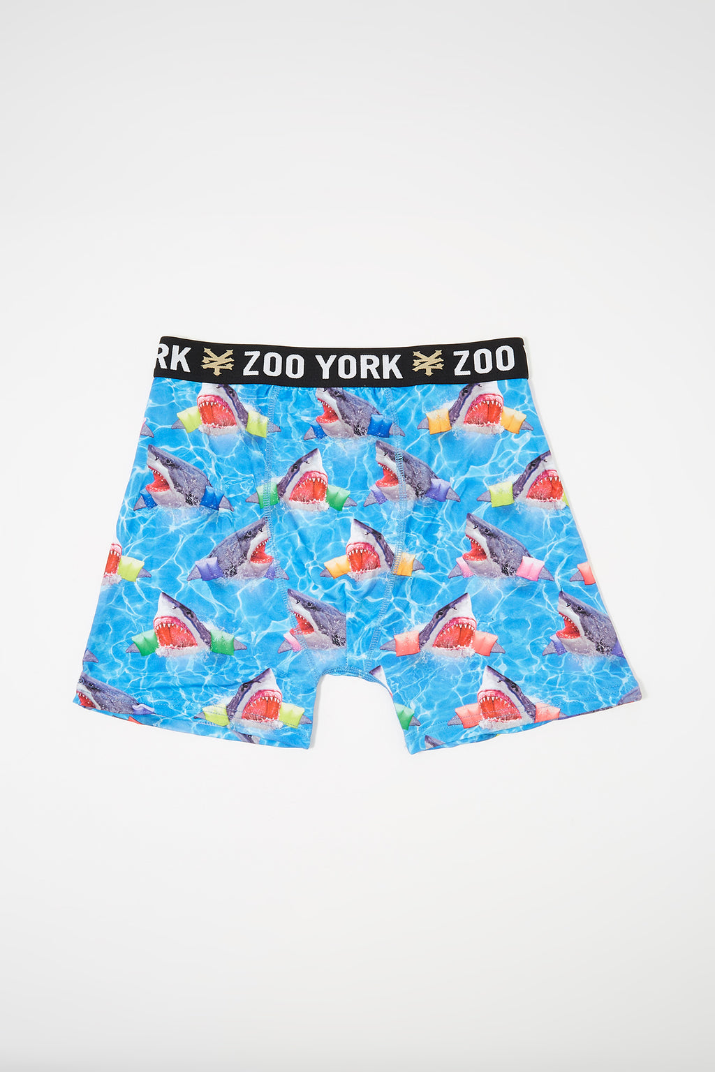 Zoo York Mens Shark Boxer Brief