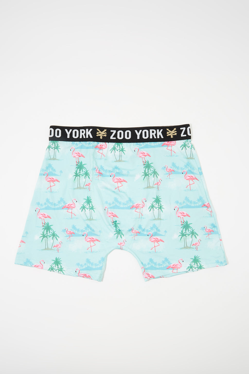 Zoo York Mens Flamingo Palms Boxer Brief