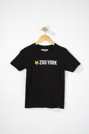 Zoo York Boys Box Logo T-Shirt