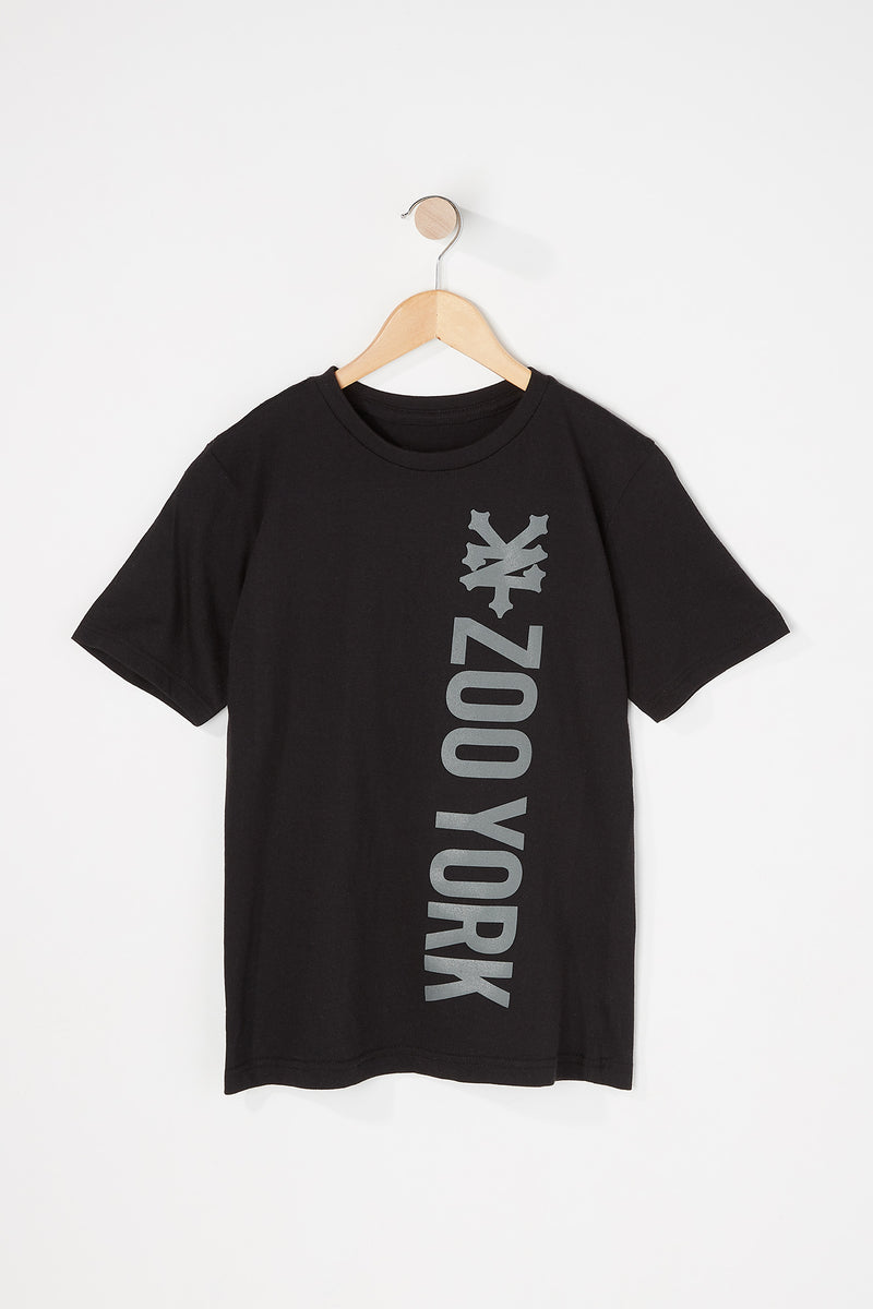 Zoo York Boys Side Print T-Shirt