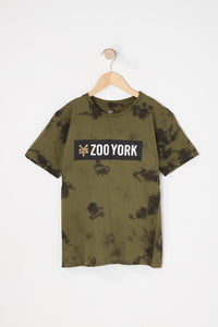Zoo York Boys Bar Logo T-Shirt