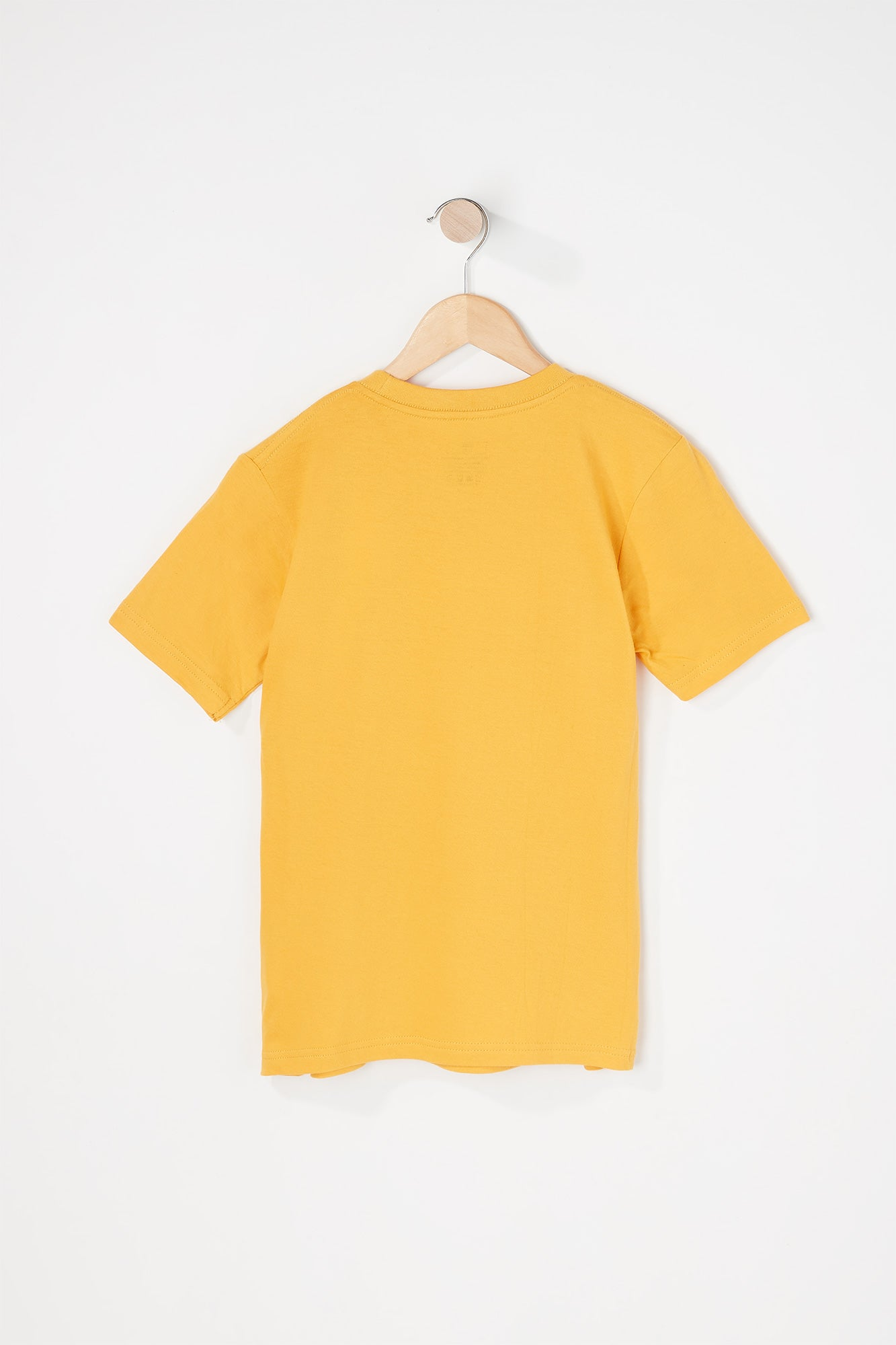 Zoo York Boys Red Box Logo T-Shirt