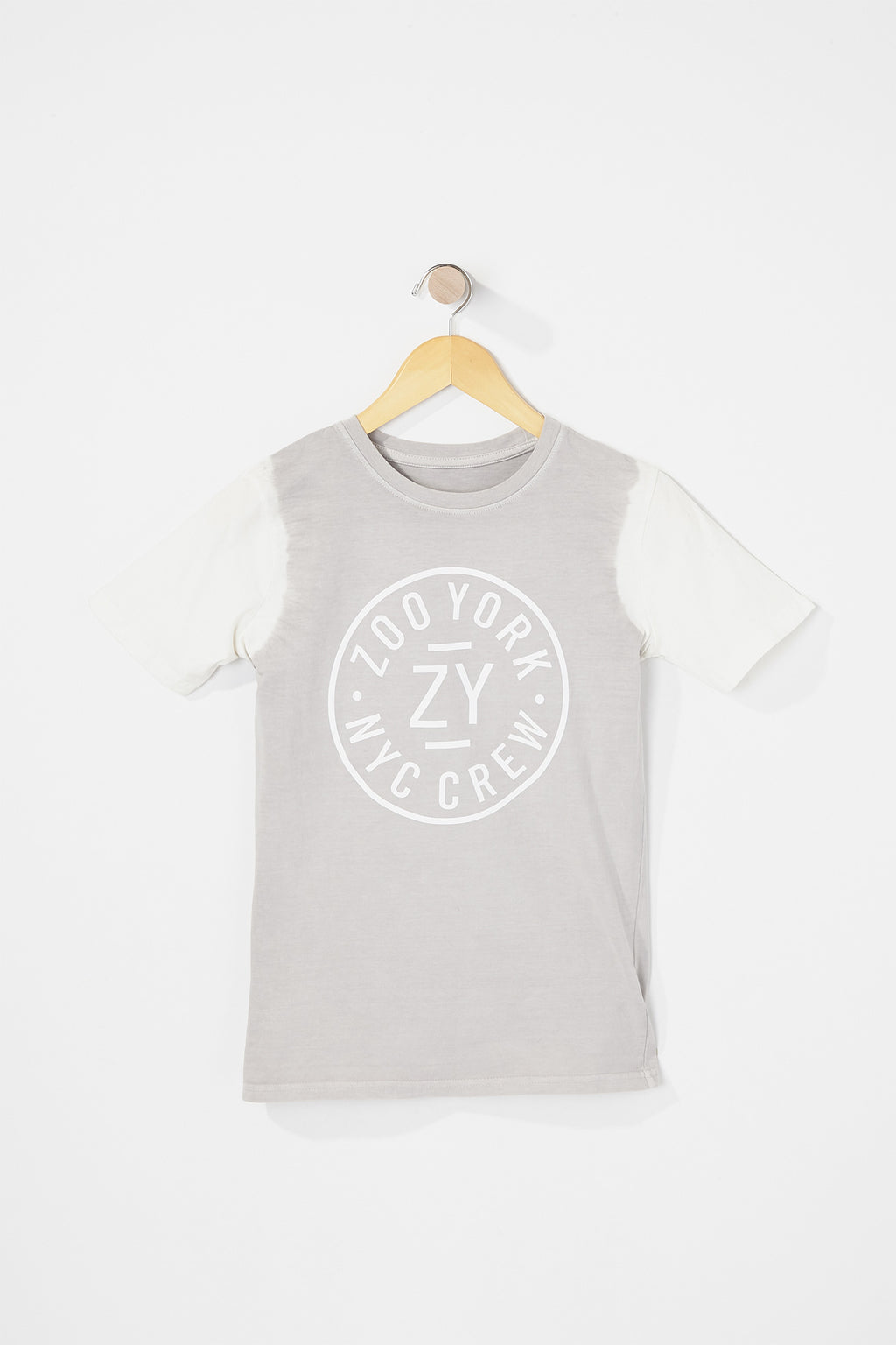 Zoo York Circle Logo Tie Dye T-Shirt