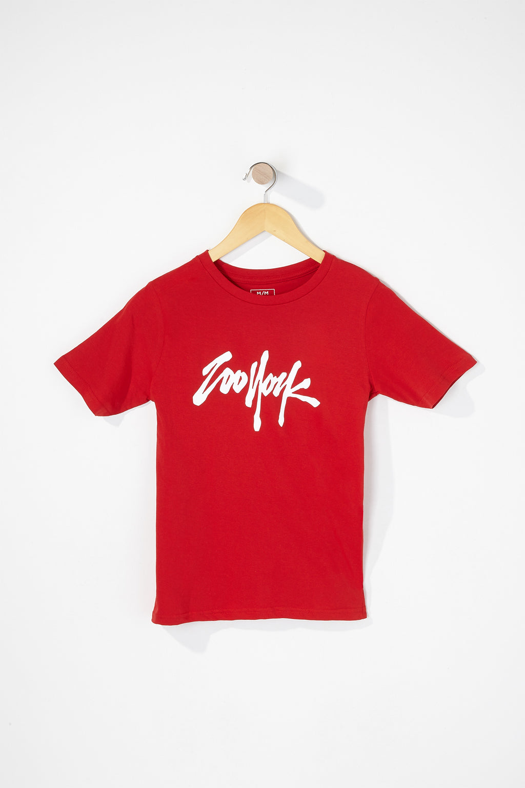 Zoo York Boys Graffiti Logo T-Shirt