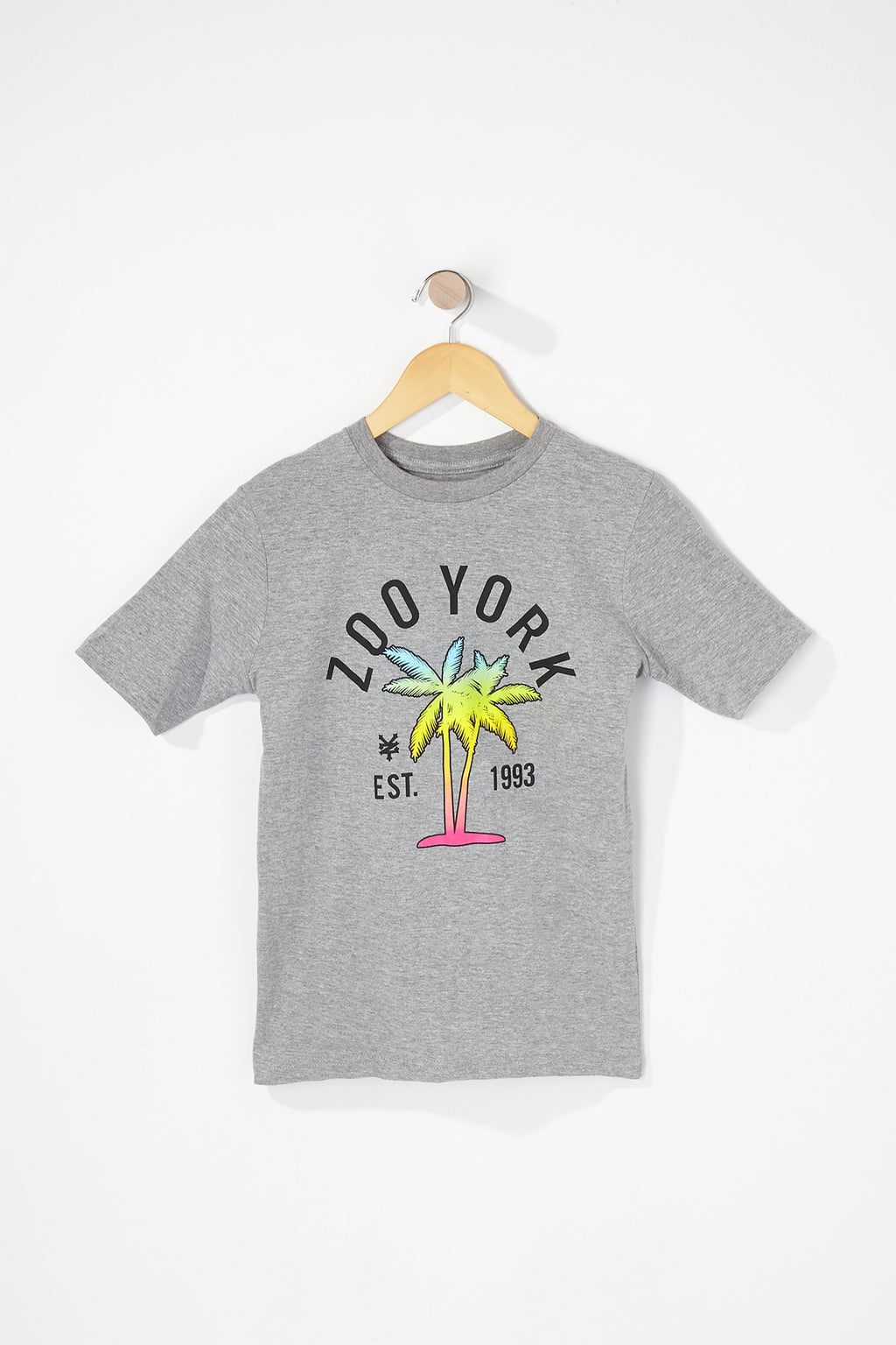 Zoo York Boys Palm Tree T-Shirt