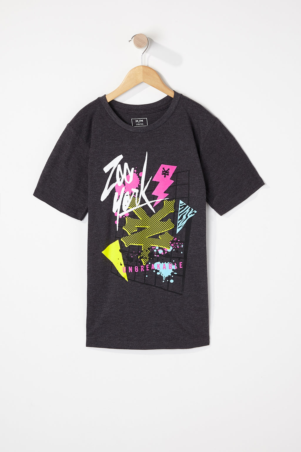 Zoo York Boys Retro Graphic T-Shirt