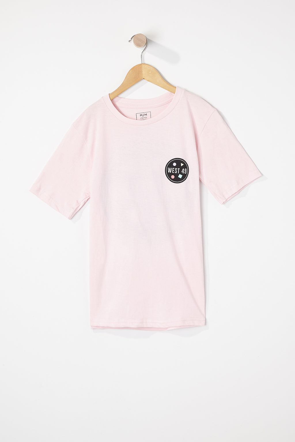 West49 Boys Circle Logo T-Shirt
