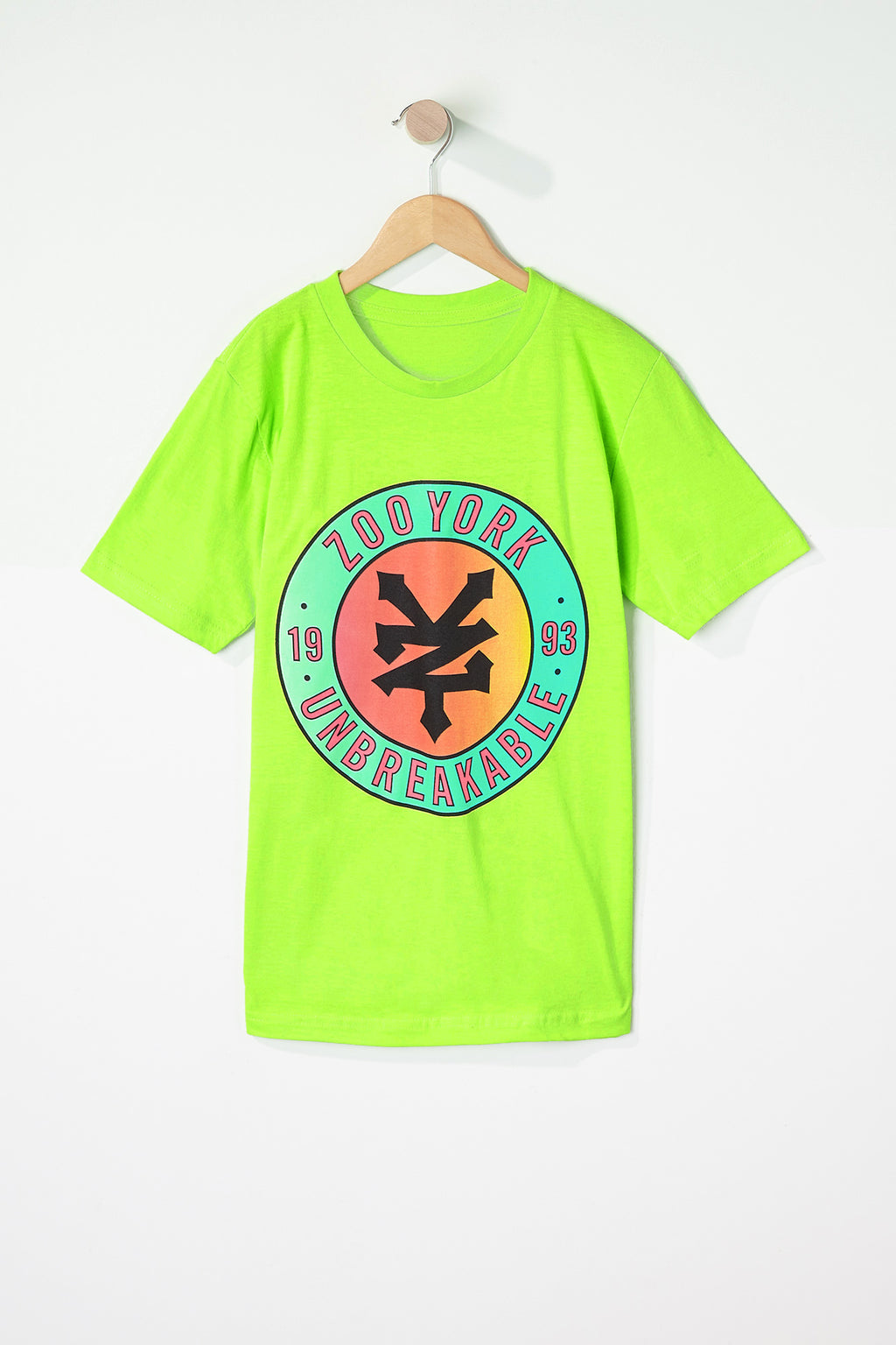 Zoo York Boys Circle Logo T-Shirt