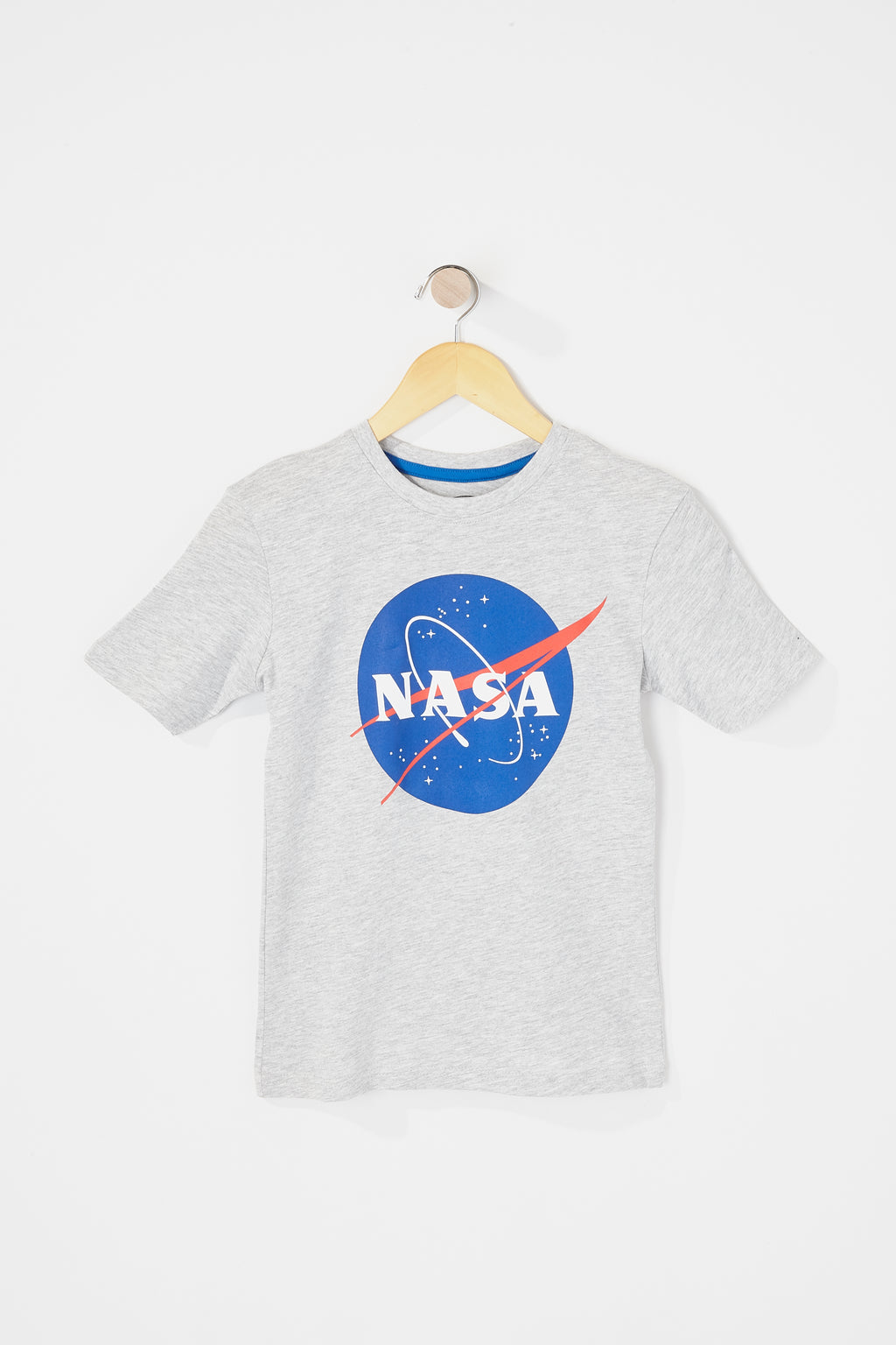 Boys Nasa Logo T-Shirt