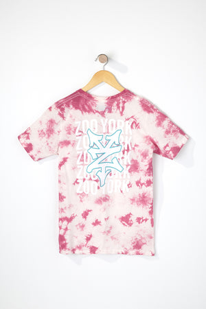 Zoo York Boys Tie Dye T-Shirt
