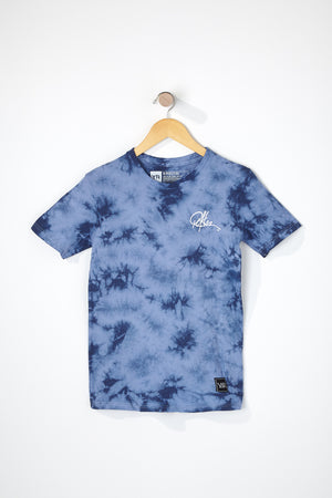 Young & Reckless Boys Acid Wash T-Shirt
