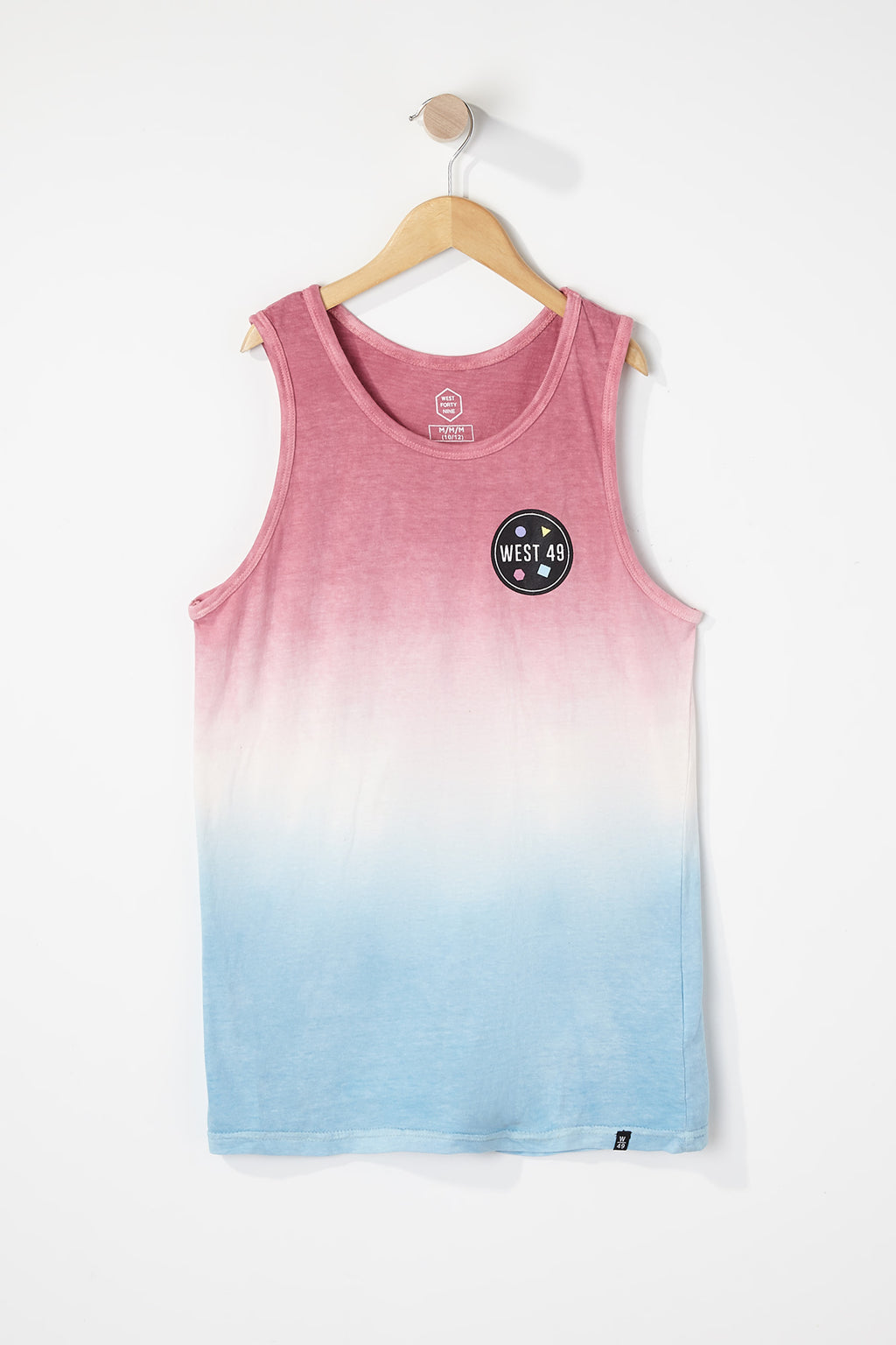 West49 Boys Dip Dye Tank Top