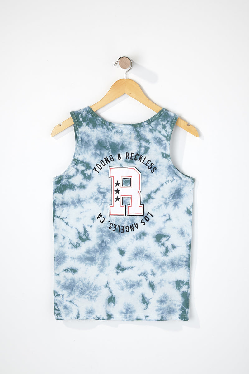 Reckless Boys Homecoming Logo Tank Top