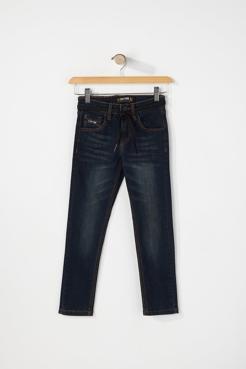 Zoo York Boys Dark Wash Skinniest Jeans