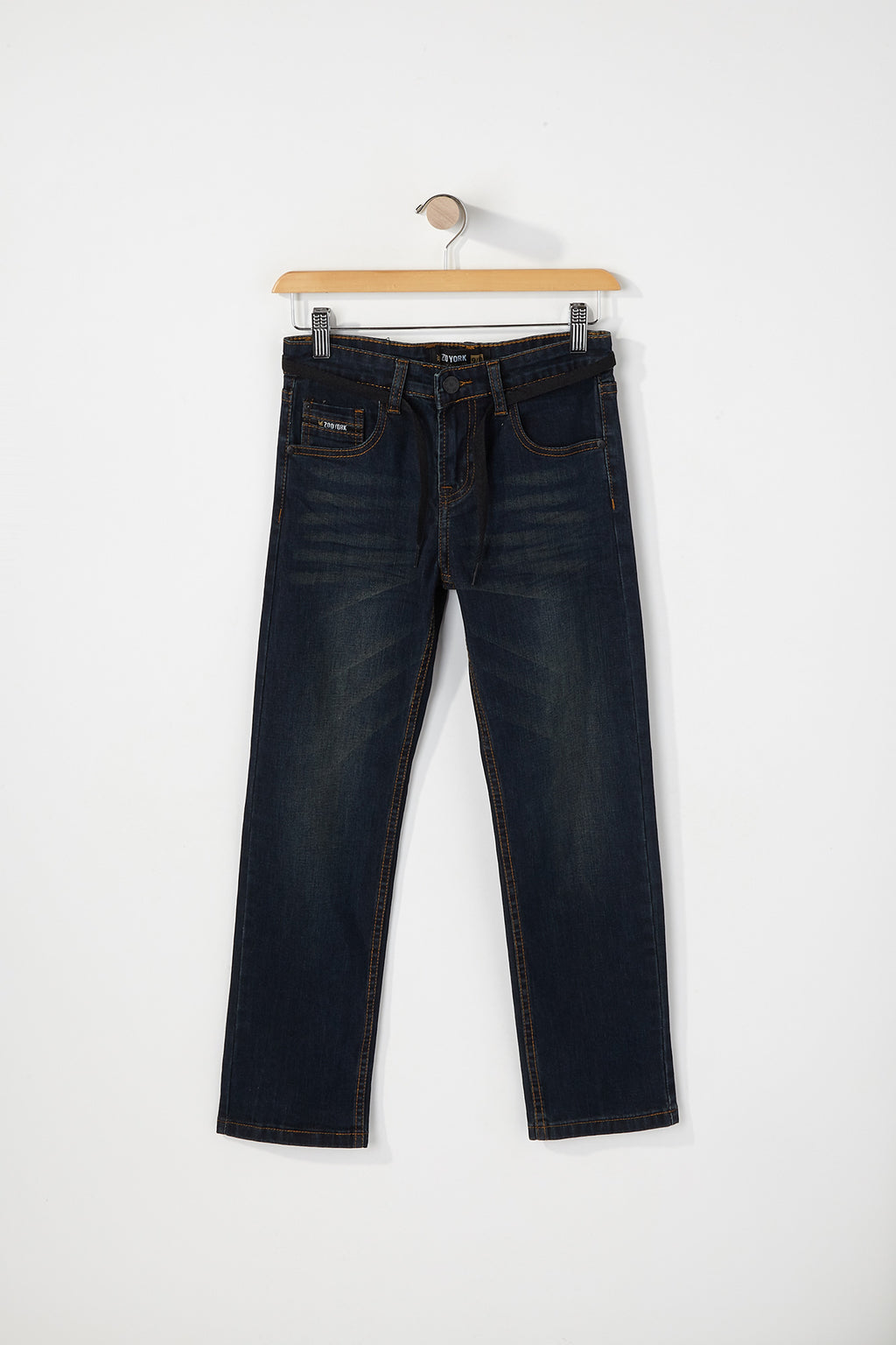 Zoo York Boys Dark Wash Slim Jeans