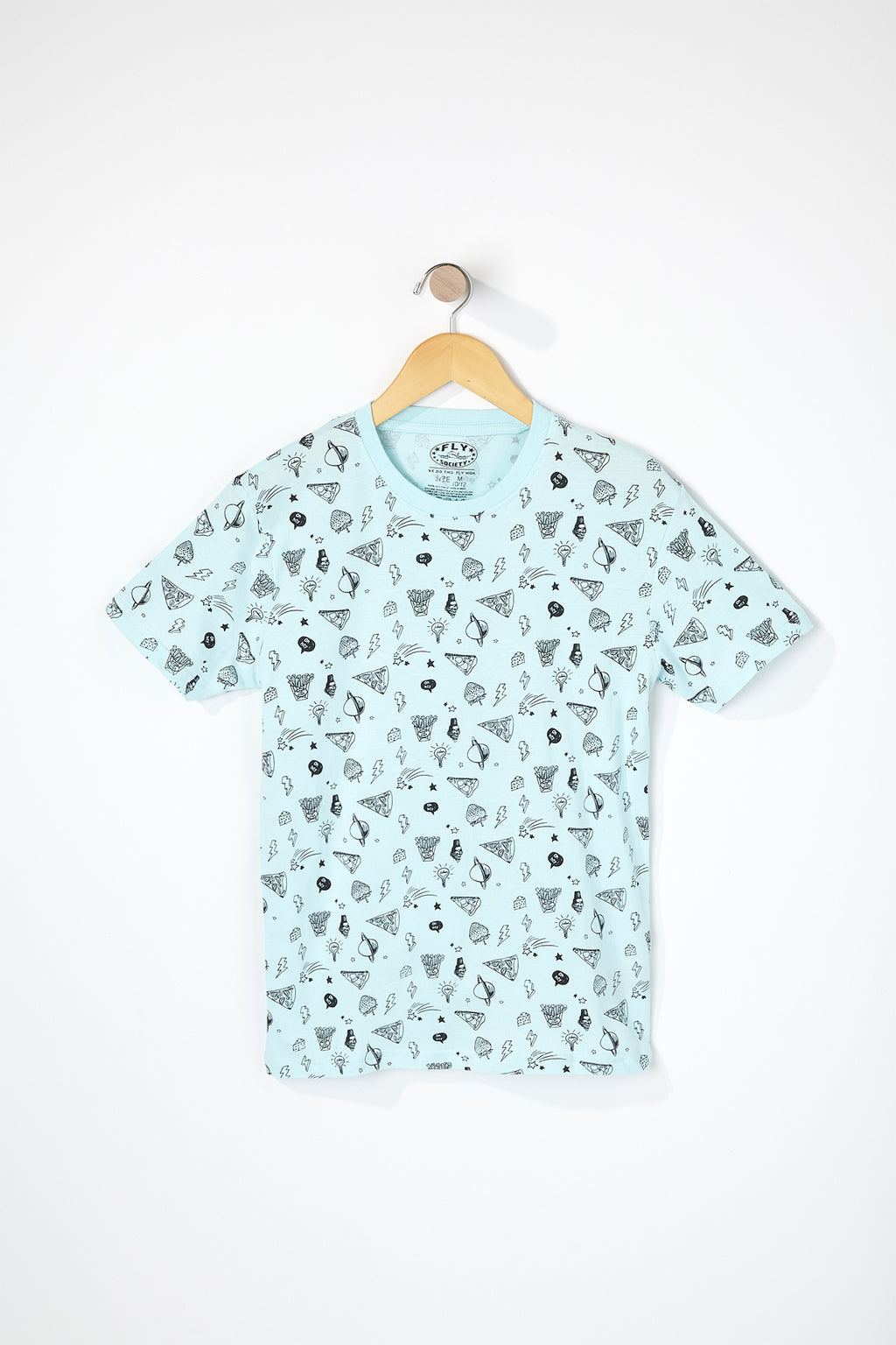 West49 Boys Space Print T-Shirt