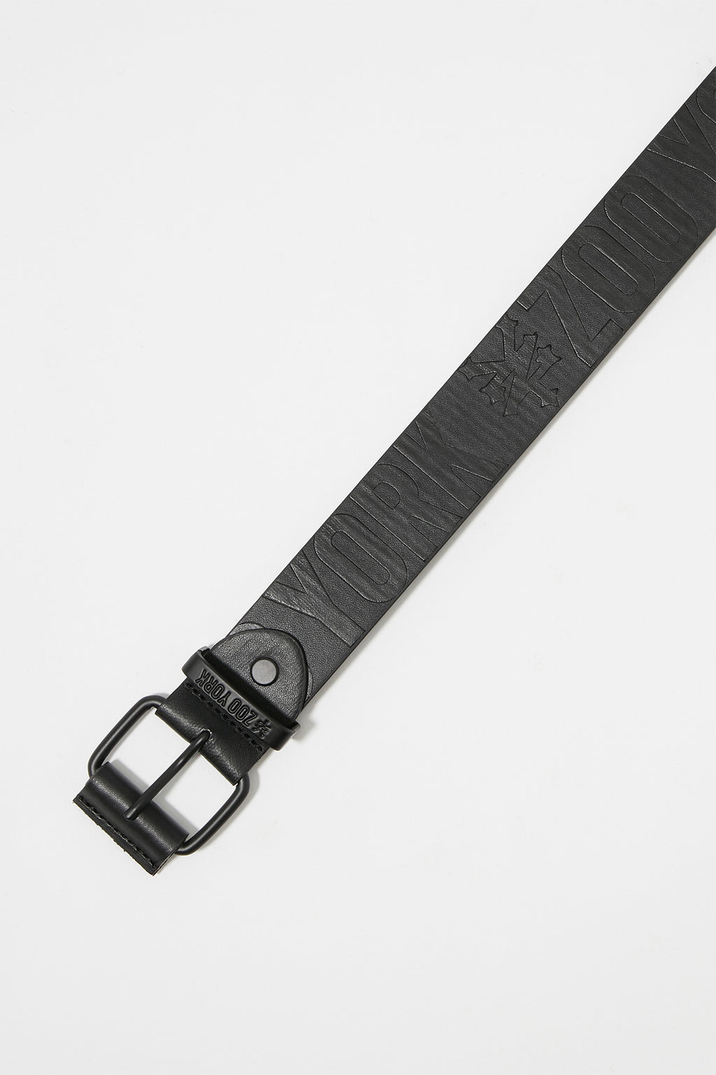 Zoo York Boys Debossed Logo Belt