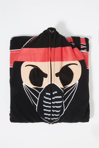 Creeper Peeper Youth Ninja Hoodie