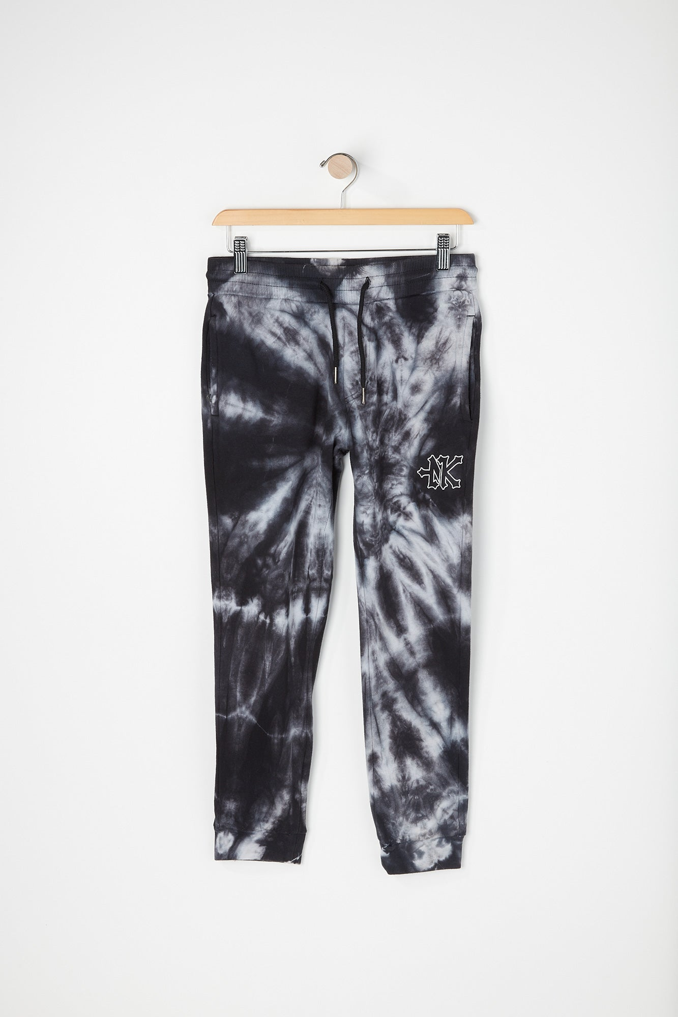 Zoo York Mens Tie Dye Jogger