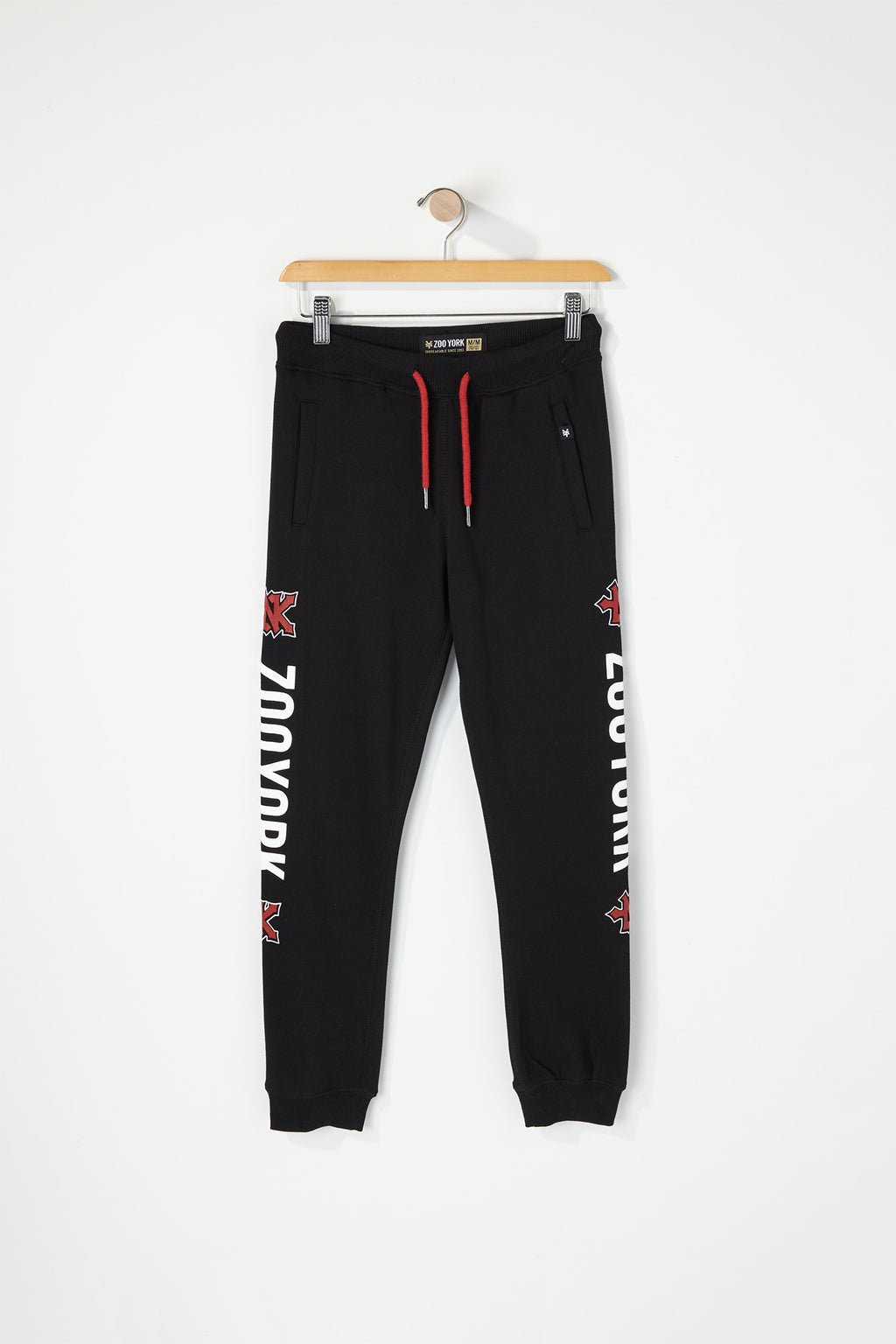 Zoo York Boys Logo Jogger