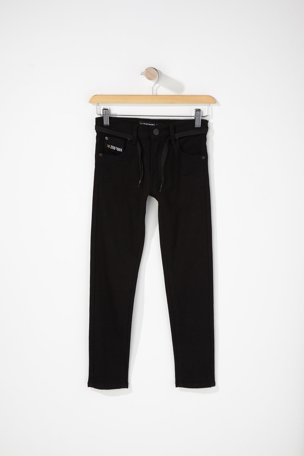 Zoo York Boys Skinniest Bull Denim Jeans