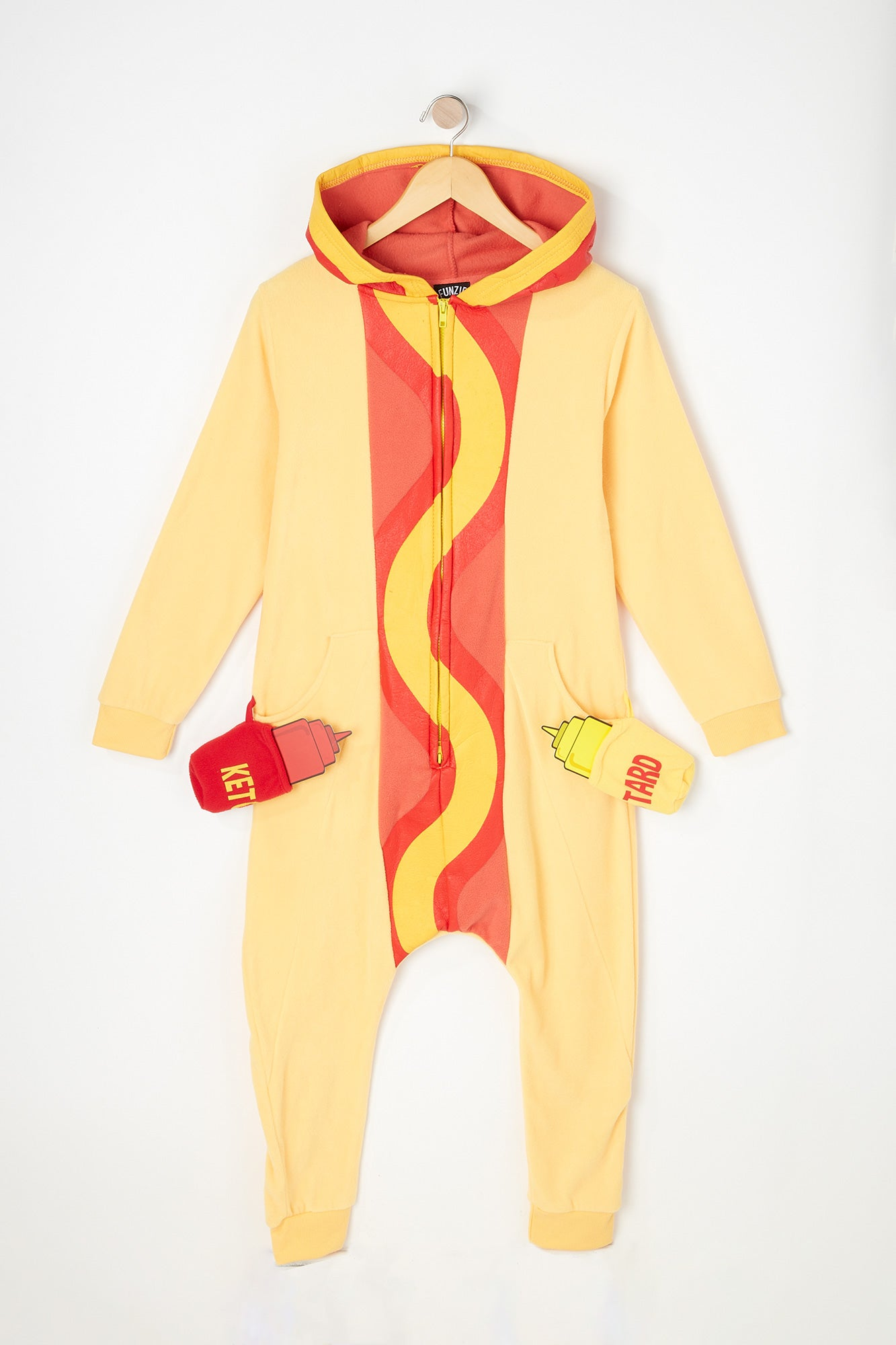 Boys Hot Dog Onesie