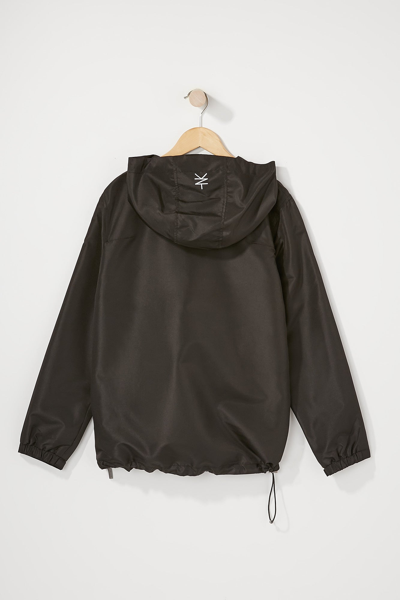 Zoo York Boys Black Windbreaker
