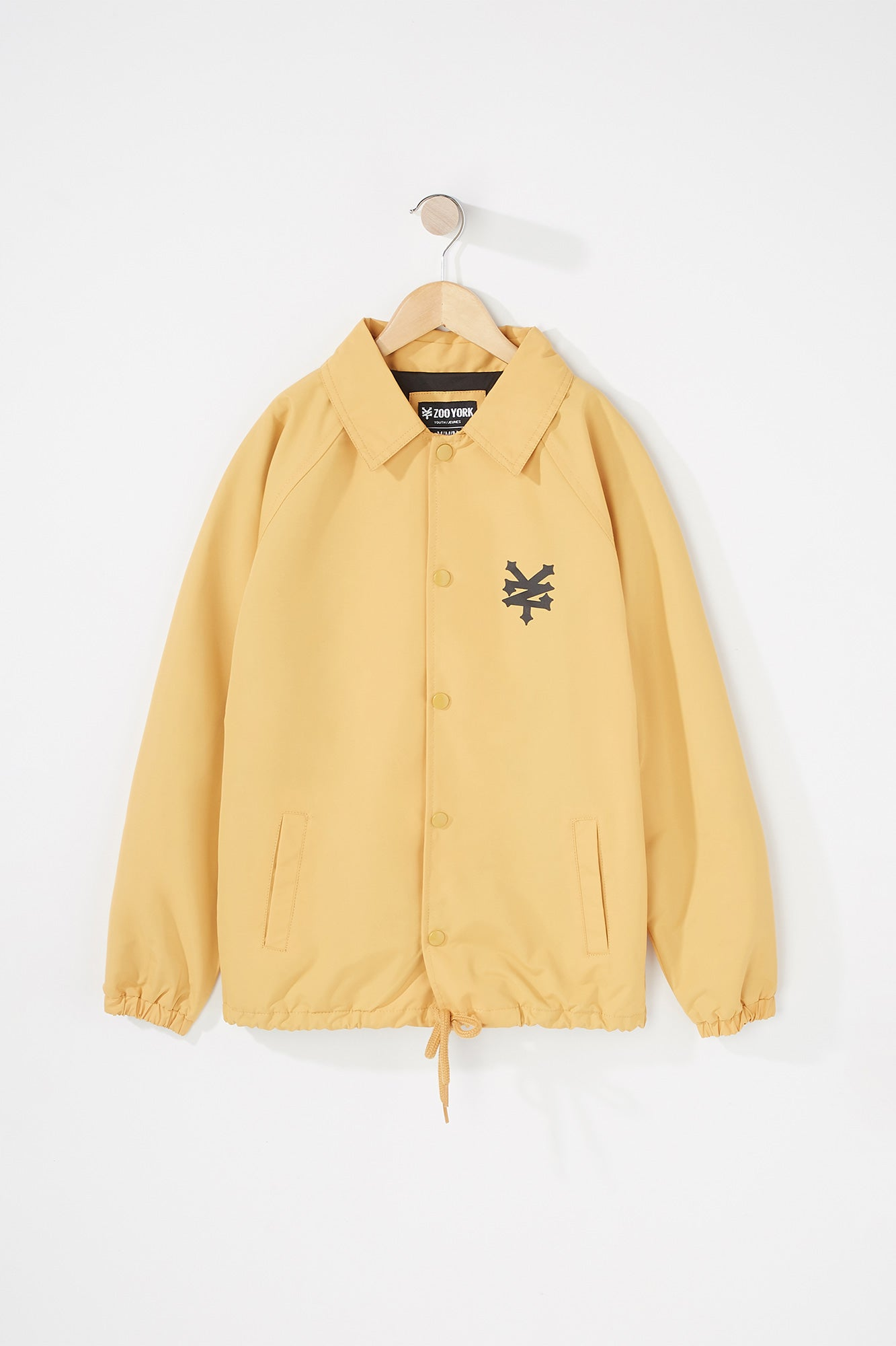 Zoo York Youth Solid Coaches Jacket