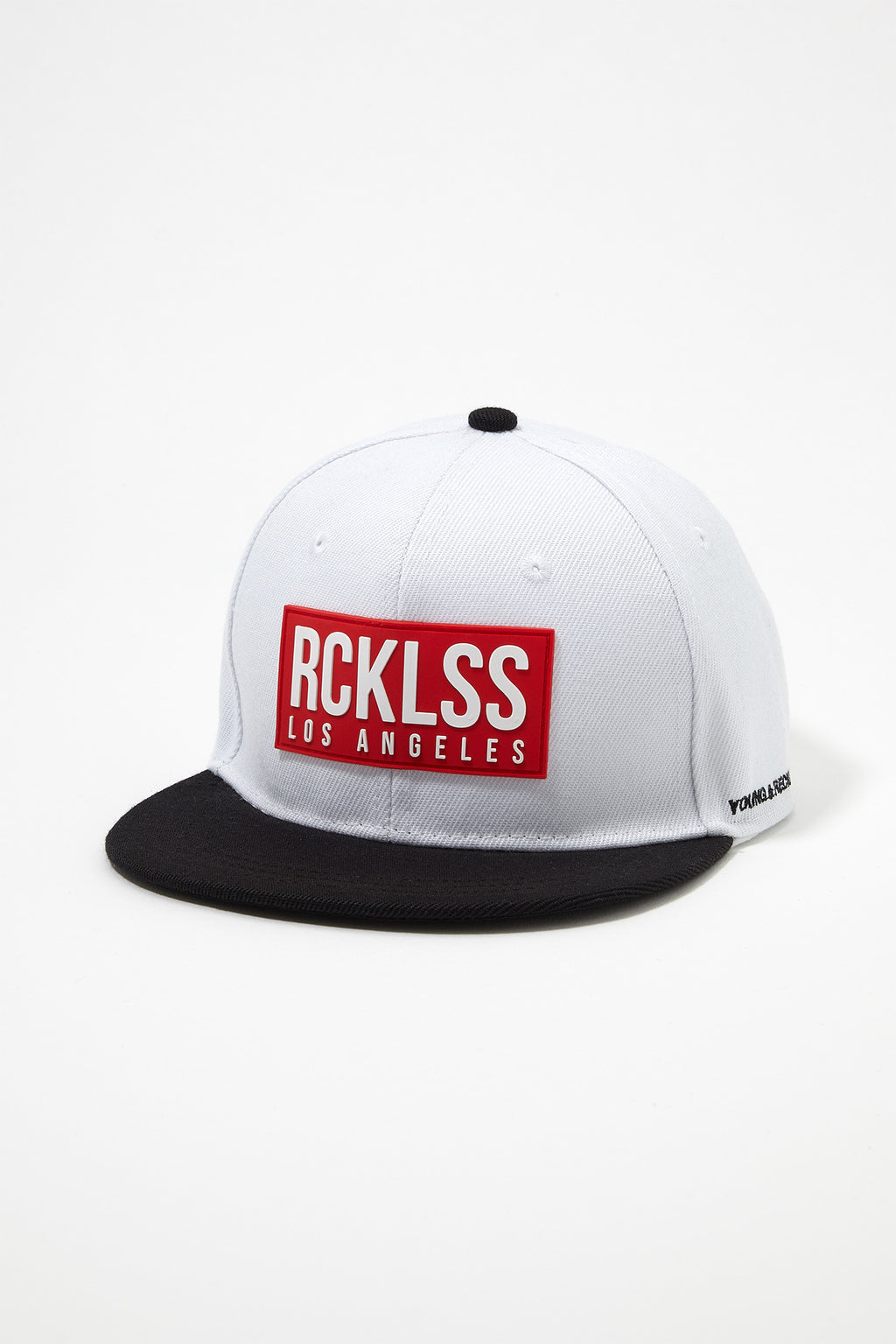 Young & Reckless Boys Red Box Logo Snapback