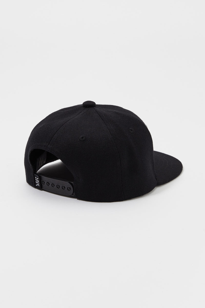 Young & Reckless Boys Strike-Through Logo Hat