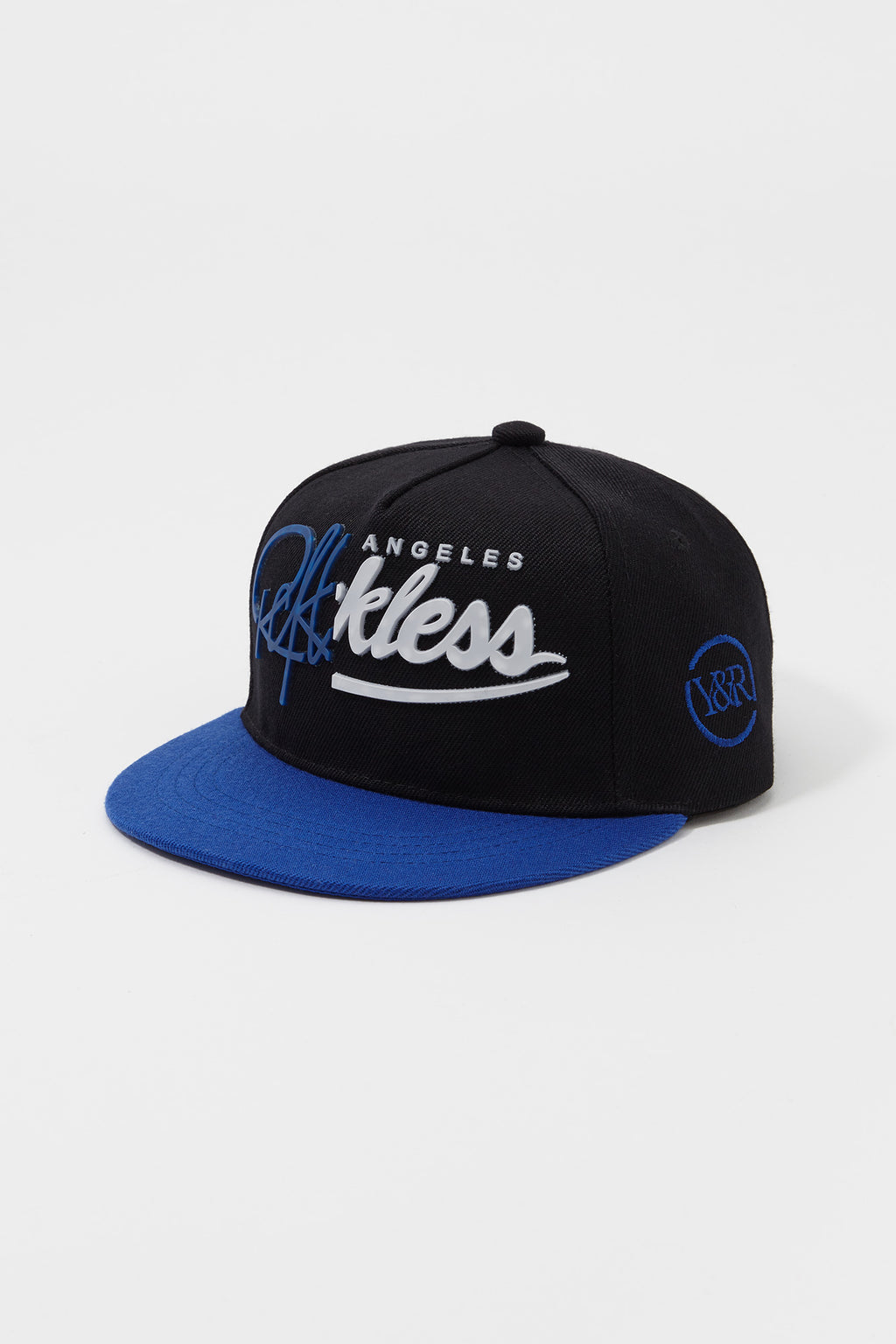 Young & Reckless Boys 3D Logo Snapback Hat
