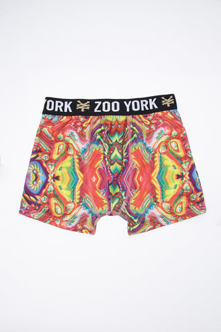 Zoo York Youth Psychedelic Boxer Brief