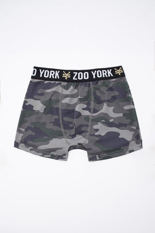 Zoo York Youth Camo Boxer Brief