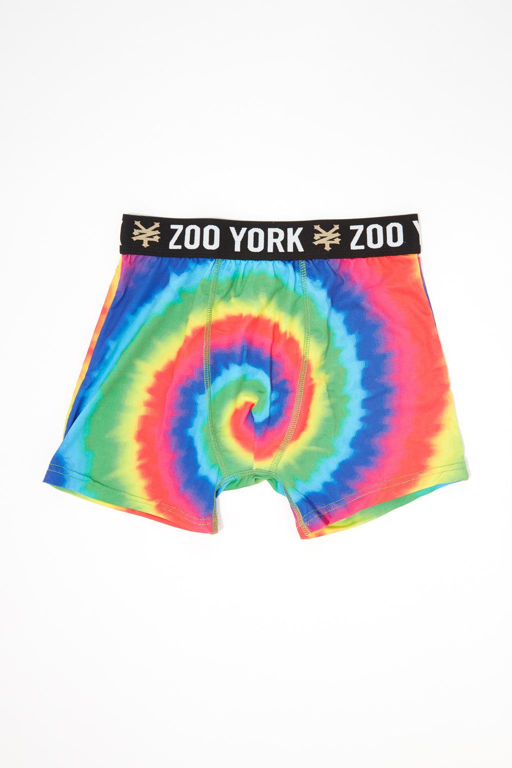 Zoo York Boys Tie Dye Swirl Boxer Brief
