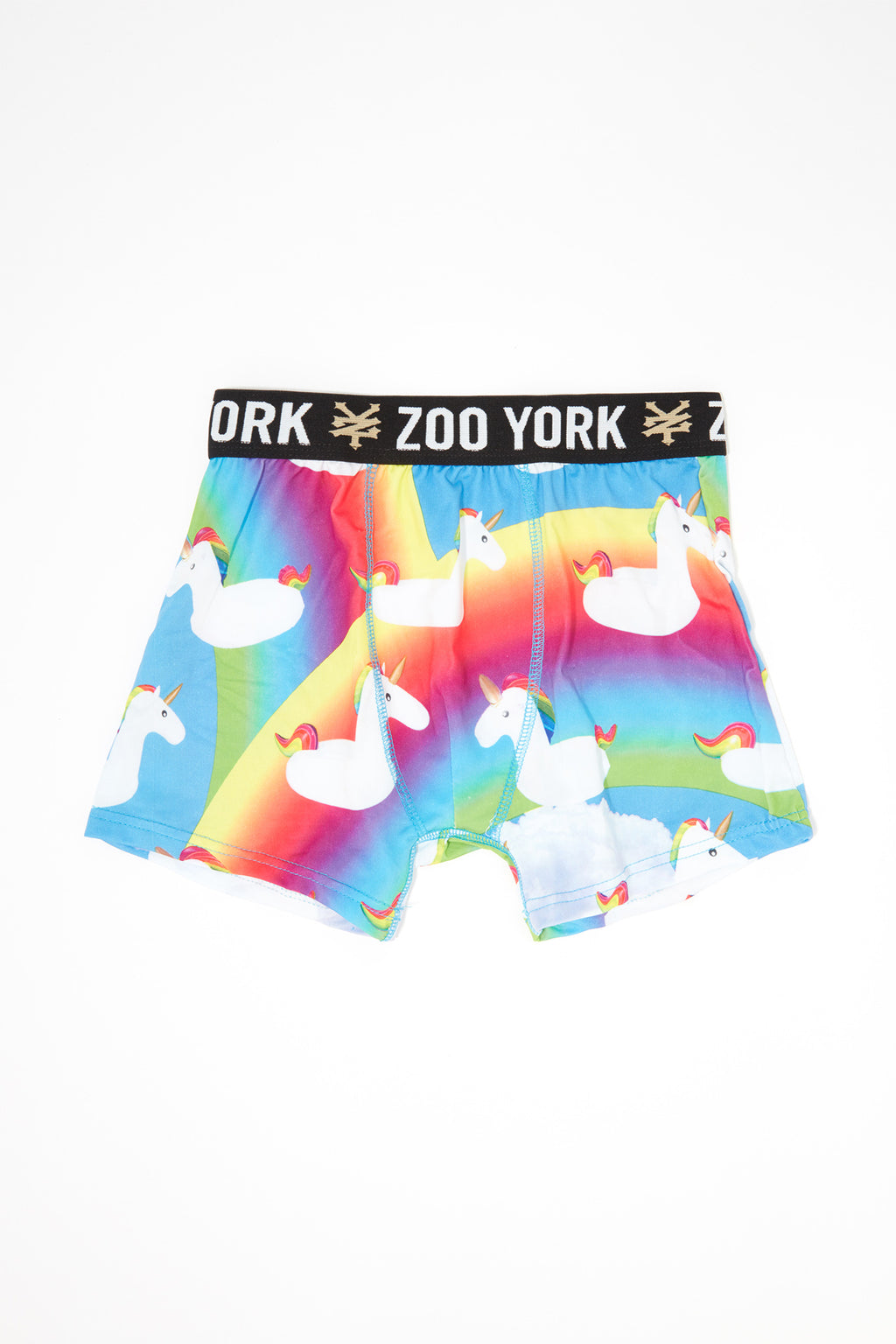 Zoo York Boys Unicorn Boxer Brief