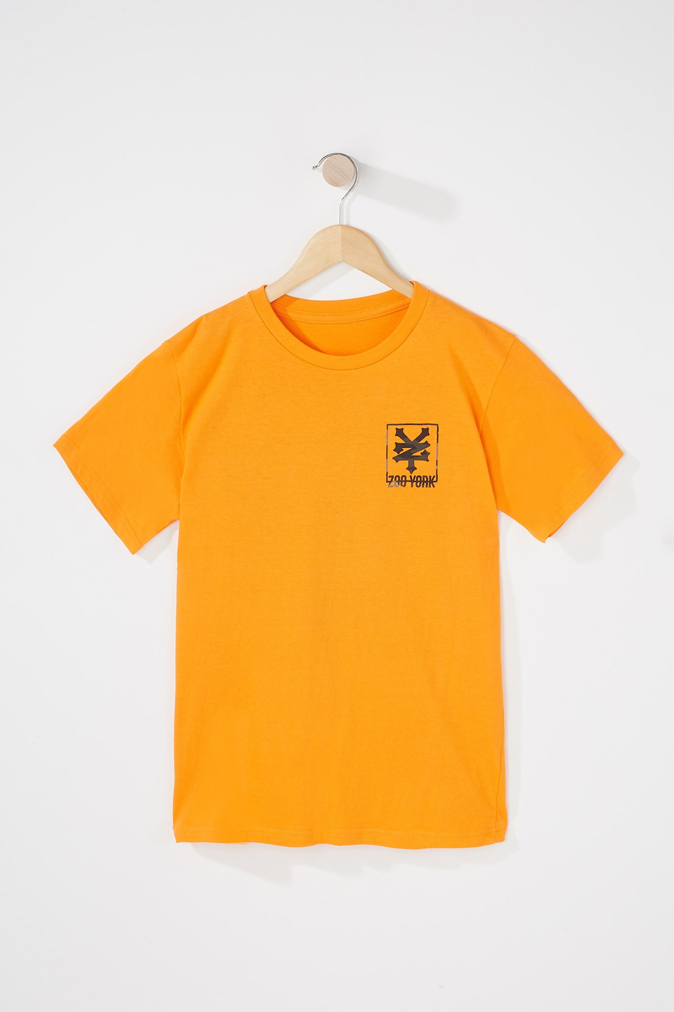 Zoo York Youth Camo Box Tee