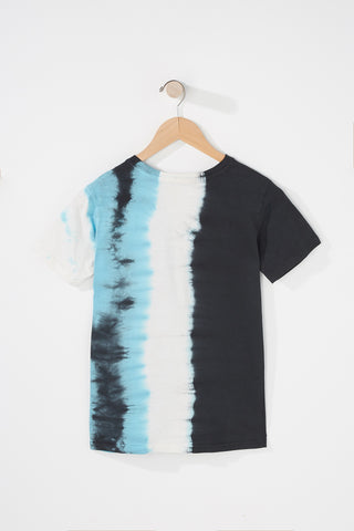 West49 Youth Tie-dye Box Tee