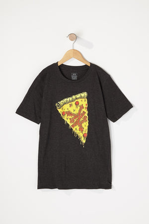 Zoo York Boys Pizza Graphic T-Shirt