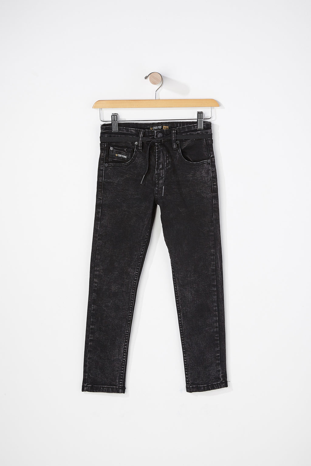 Zoo York Boys Skinniest Black Jeans