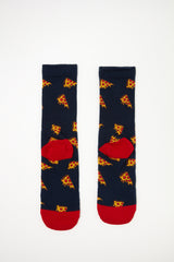 Young & Reckless Youth Jacquard Crew Socks
