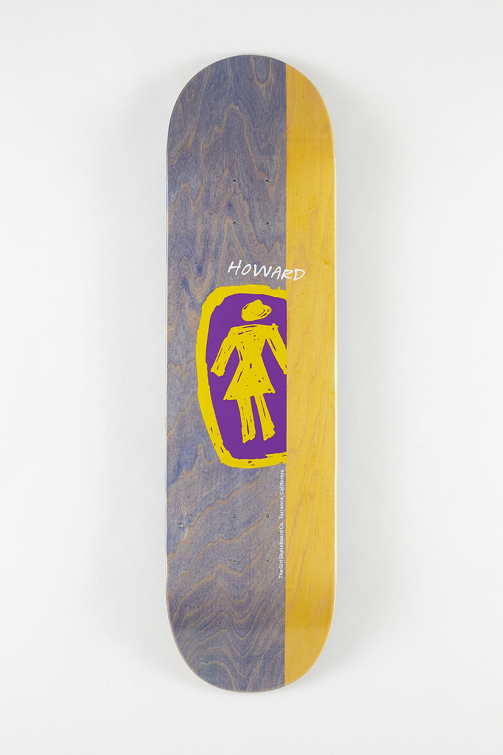 Girl Sketch OG Howard 8.5 Skateboard Deck