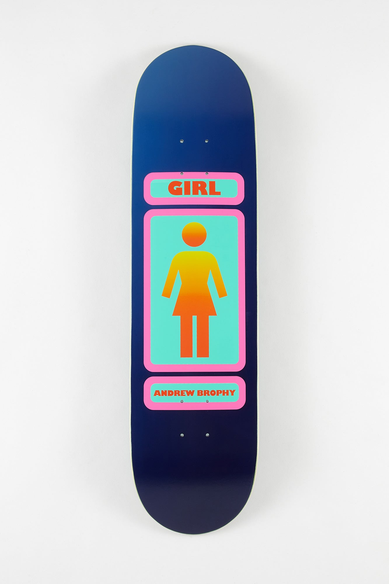 Girl 93 Til Brophy 8.25 Skateboard Deck