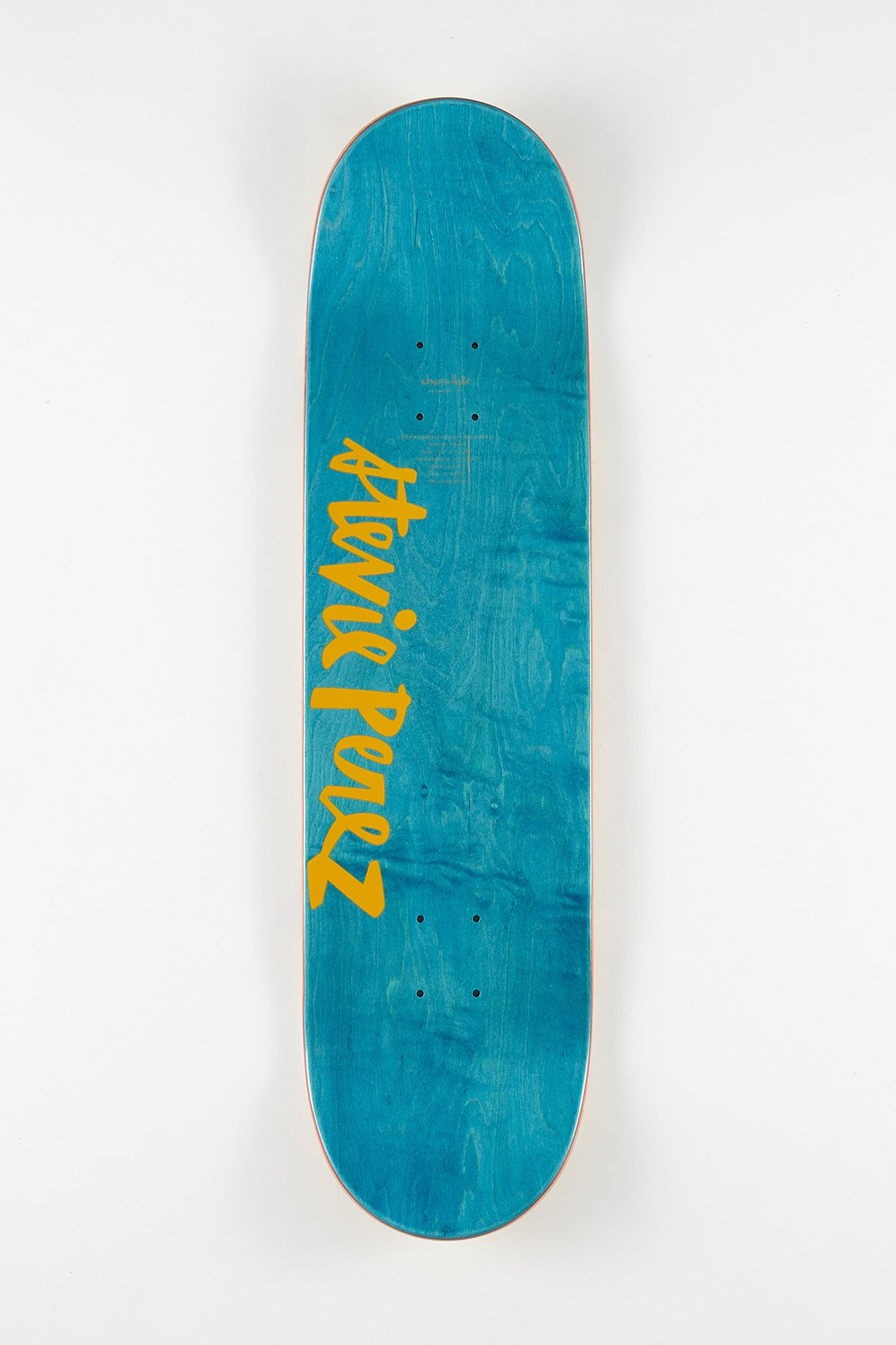 Chocolate Nickname Perez  8.3 Skateboard Deck
