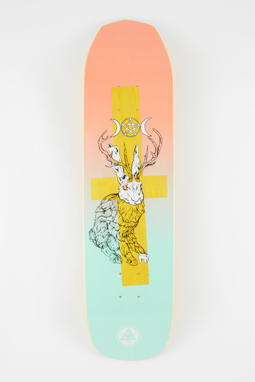Welcome Jack Magick 8 Skateboard Deck