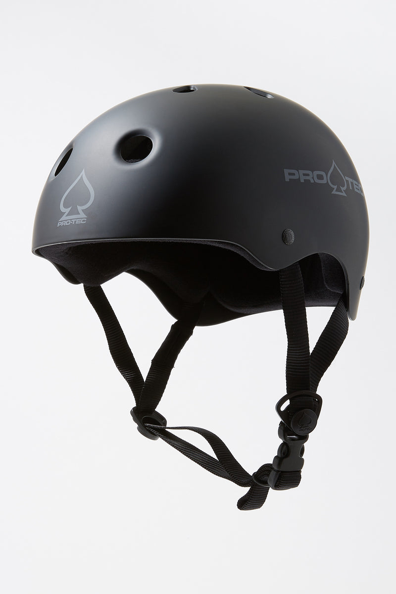 Protect Black Helmet