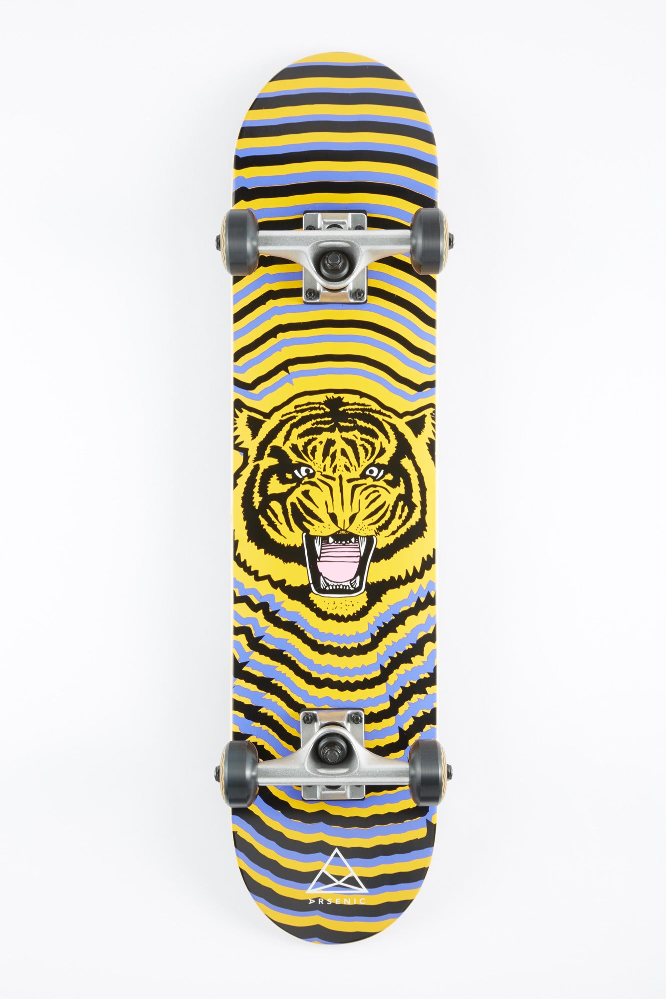 Arsenic Tiger Stripe 7.0 Skateboard