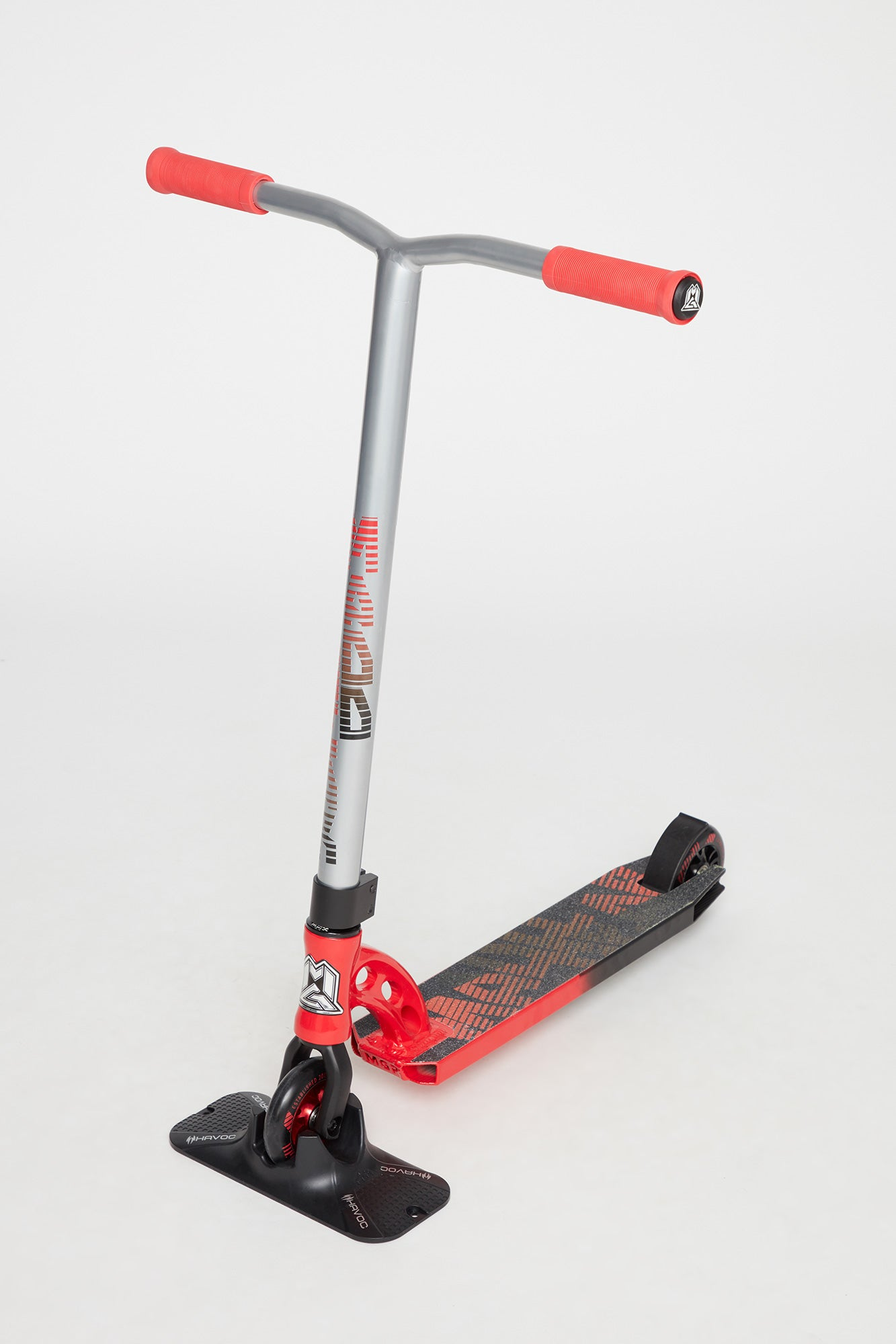 Madd Gear VX7 Pro Red Scooter